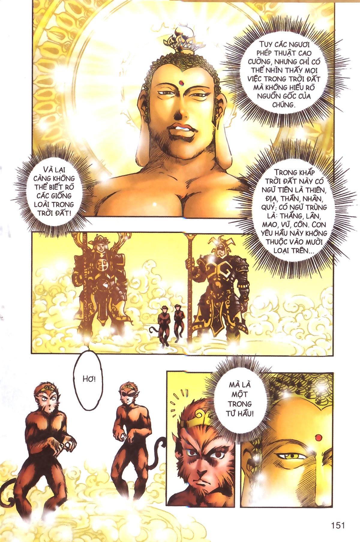 Tây Du Ký màu - Chapter 104 - Pic 33