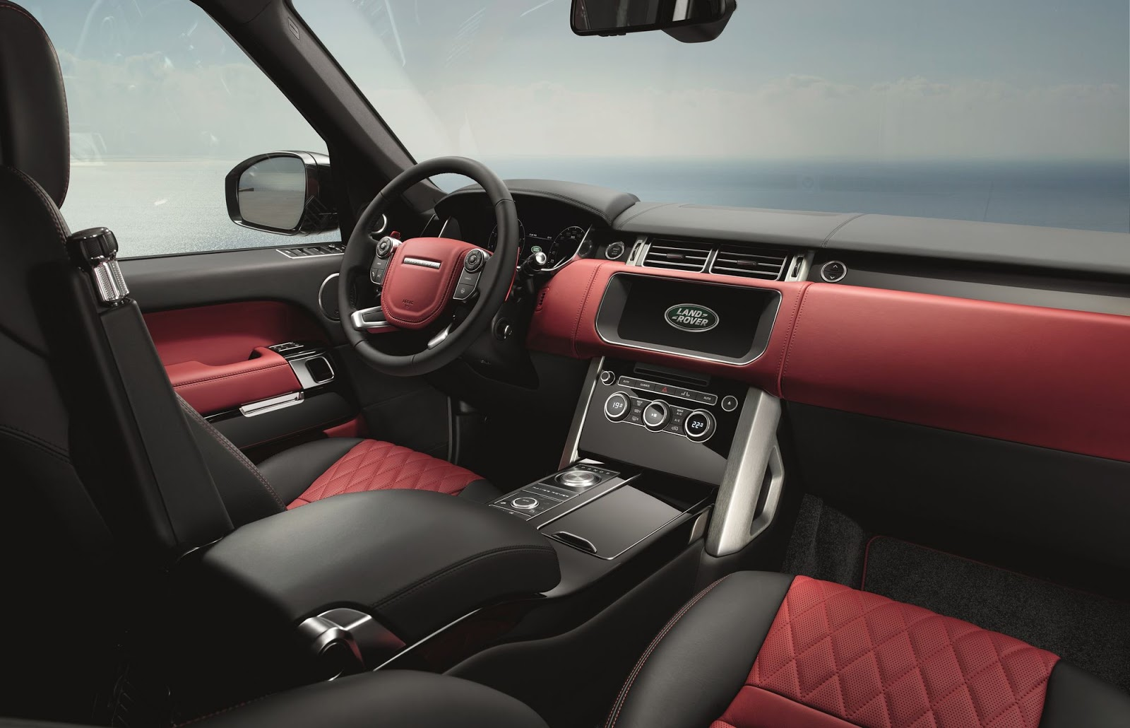 2017 - [Land Rover] Range Rover/ Sport/ SVR restylés 2017%2BRange%2BRover%2B12