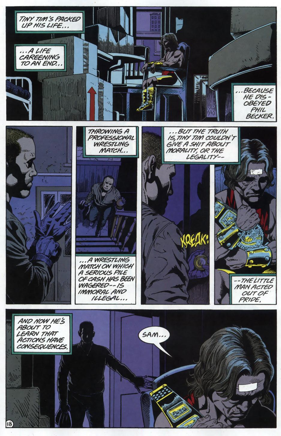 Read online American Century comic -  Issue #26 - 18