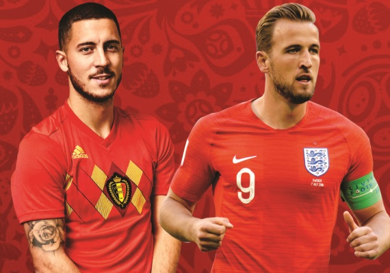 Belgium vs England  – Preview – World Cup 2018