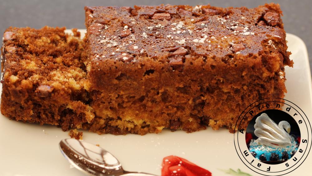 Cake stracciatella au micro onde en vid o blogs de cuisine - Cuisine au micro onde ...