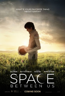 Download Film The Space Between Us (2017) CAM Subtitle Indonesia