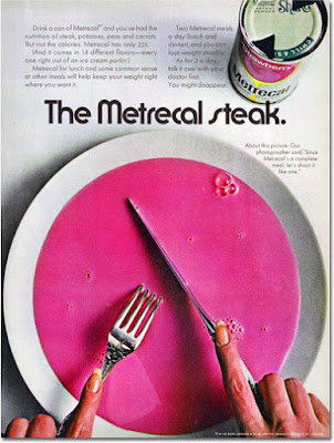 The Metrecal Steak