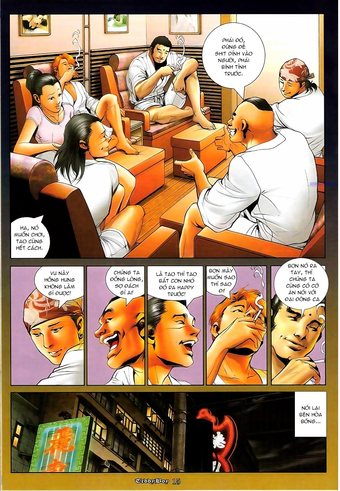 Người Trong Giang Hồ Chap 1149 - Truyen.Chap.VN