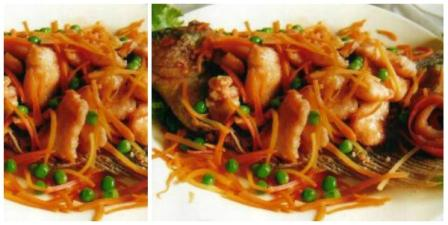 Hasil gambar untuk Soun goreng ikan kakap