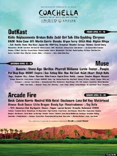 Coachella  Line Up