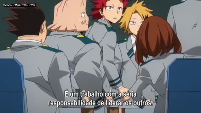 Boku No Hero Academia – Episódio 09
