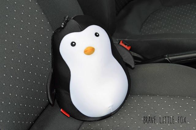 Reisekissen Pinguin