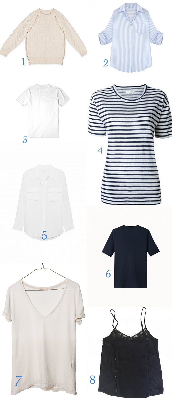 The French wardrobe, French Capsule wardrobe, what do French girls wear