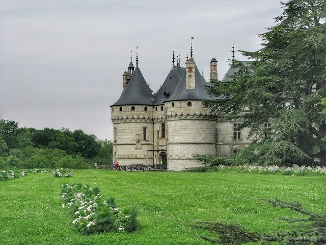 chateau chaumont-sur-loire