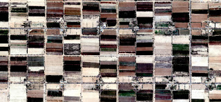stacked fantasy, human hive fantasy, mirage in the desert of Africa, abstract photos of African deserts from the air, aerial, surreal, collection containers of Abstract Naturalism Munimara