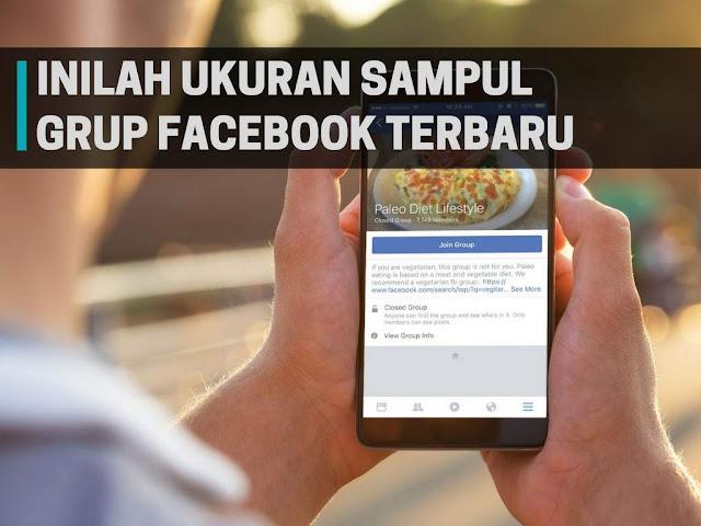 Ukuran Sampul Grup Facebook Terbaru 2020