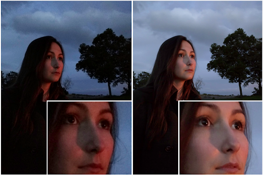 HDR+: Low Light and High Dynamic Range photography in the Google Camera App