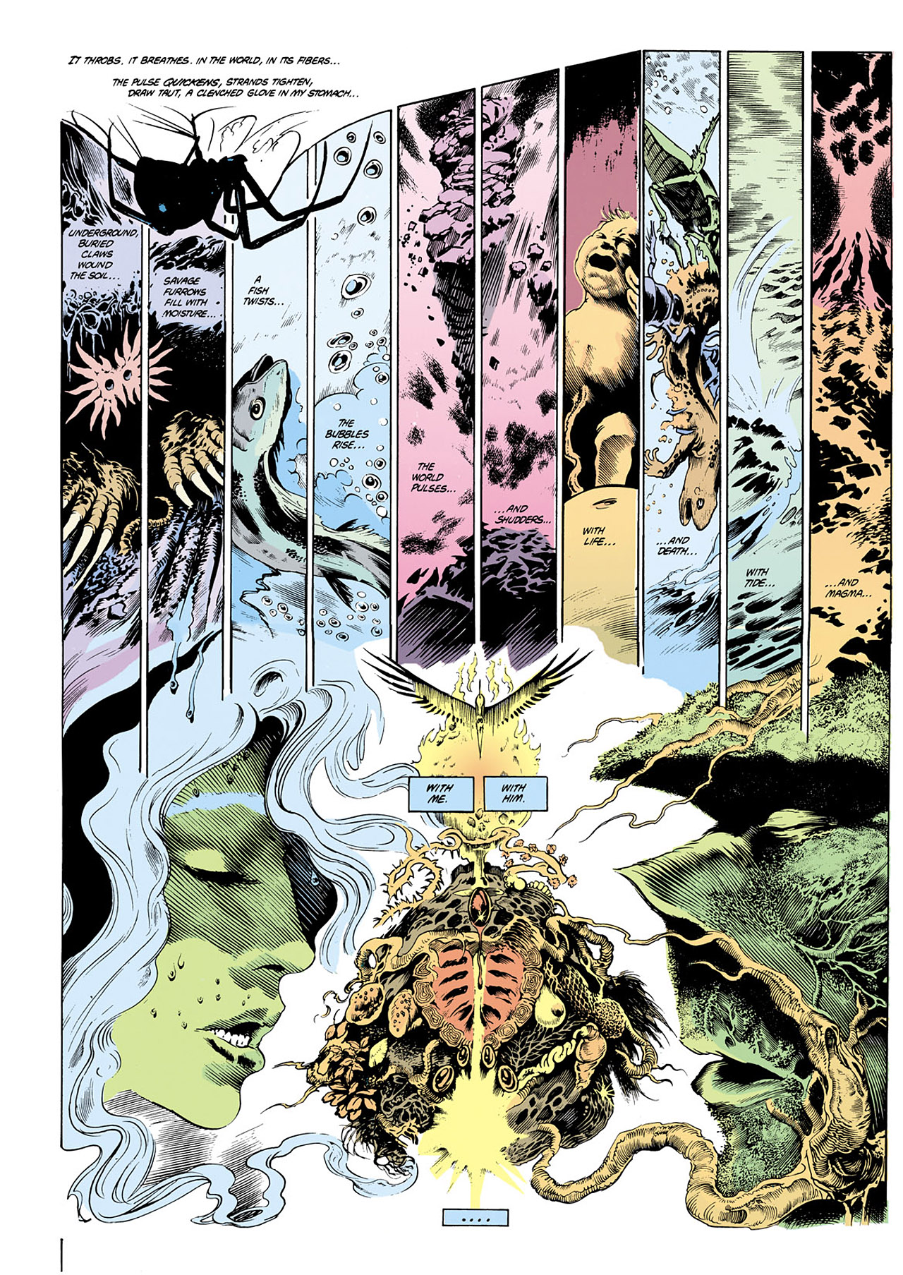 Swamp Thing (1982) Issue #34 #42 - English 16