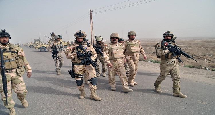 عاجل : القوات العراقية تسيطر على محطة تلفزيون الموصل