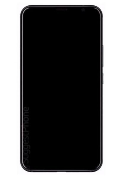 Leaked HTC U12 Image Render Shows 18:9 Full-Screen Display