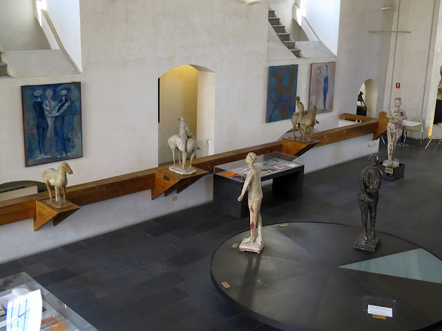 Museo Marino Marini, Marino Marini Museum, Piazza San Pancrazio, Florence