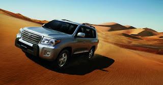 Toyota New LandCruiser