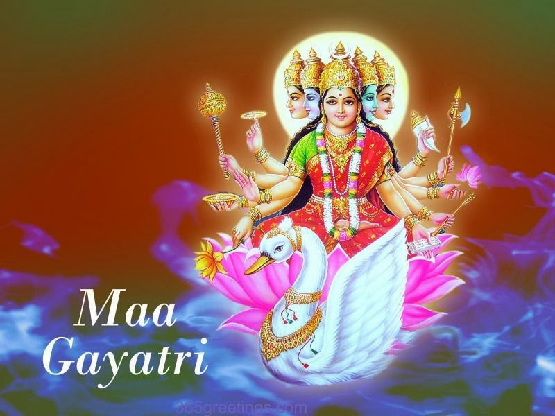 Maa Saraswati 3d Wallpaper 2013 Jay Swaminarayan Wallpapers Gayatri Maa Computer Hd