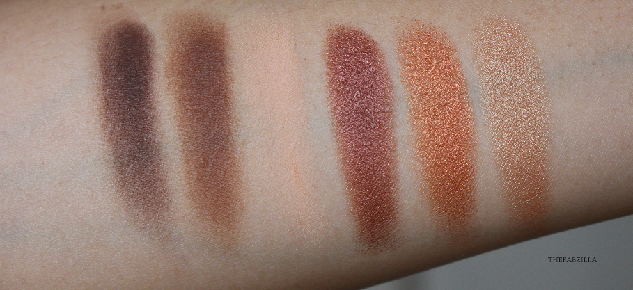 Viseart Theory Palettes, Chroma, Minx, Cashmere, Review, Swatch, Photos