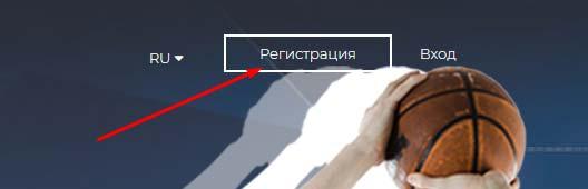 Регистрация в SportMind