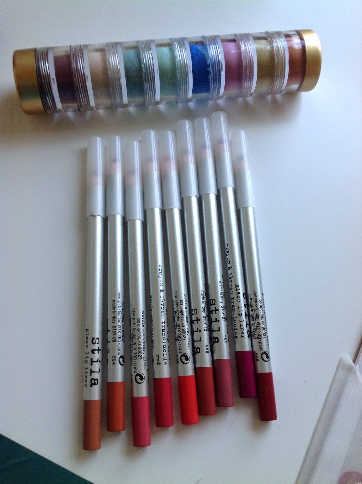 Stila Amore Dupe: The Carsonian Collection