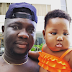 See Comedian, Seyi Law and his cute daughter at the pool