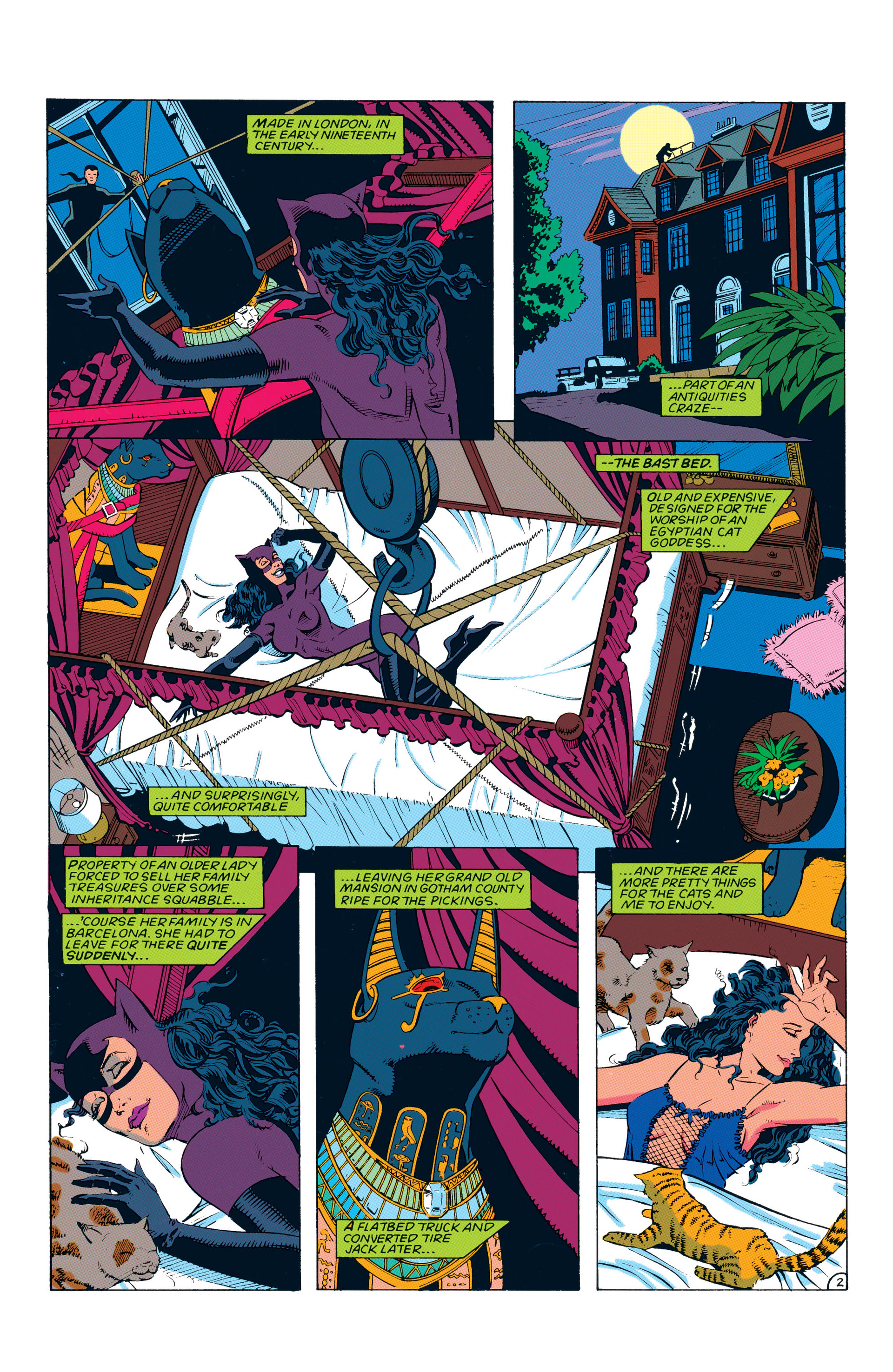 Catwoman (1993) Issue #14 #19 - English 3