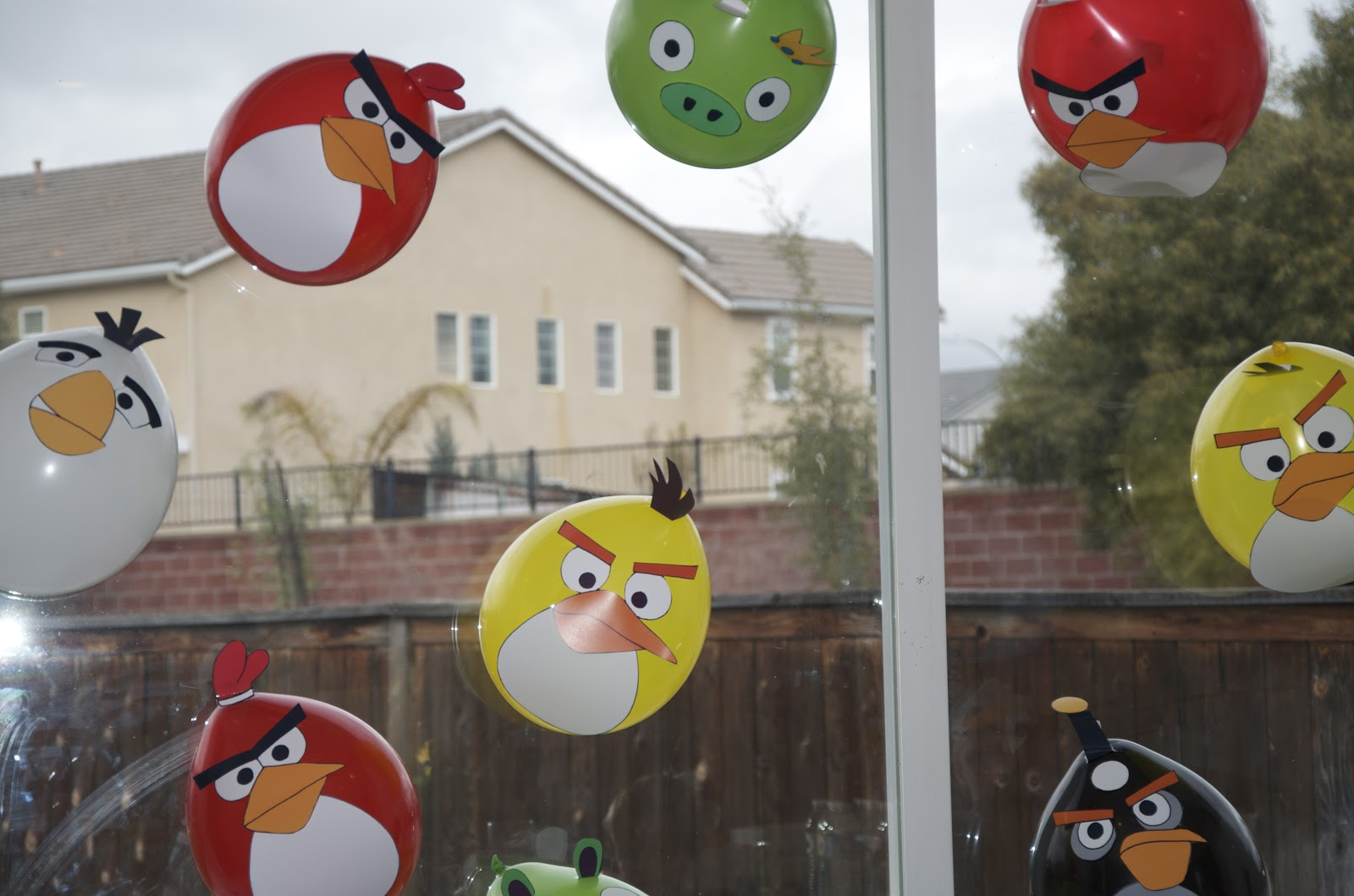3 Little Things Angry Birds Party