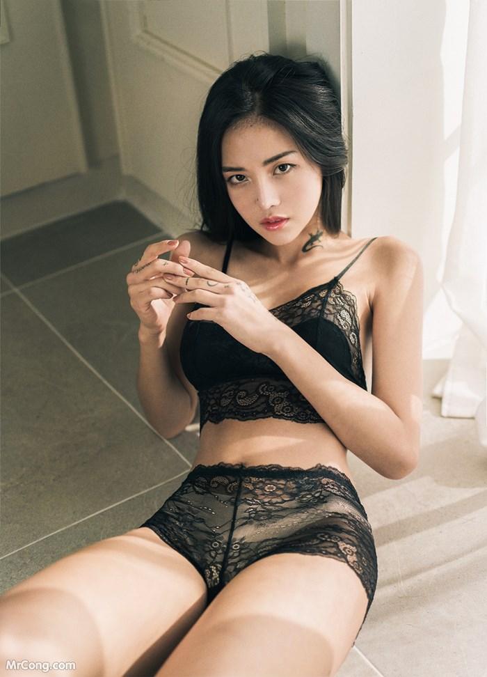 Image Korean-Model-Baek-Ye-Jin-MrCong.com-003 in post Người đẹp Baek Ye Jin trong bộ ảnh nội y tháng 10/2017 (148 ảnh)