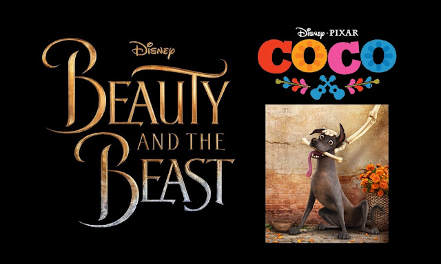 Pixar Coco Beauty and the Beast Teaser Trailer