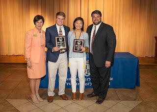 Montgomery Catholic Preparatory School Academic Awards Ceremony Held in May 9