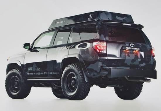 2018 Toyota 4runner Concept