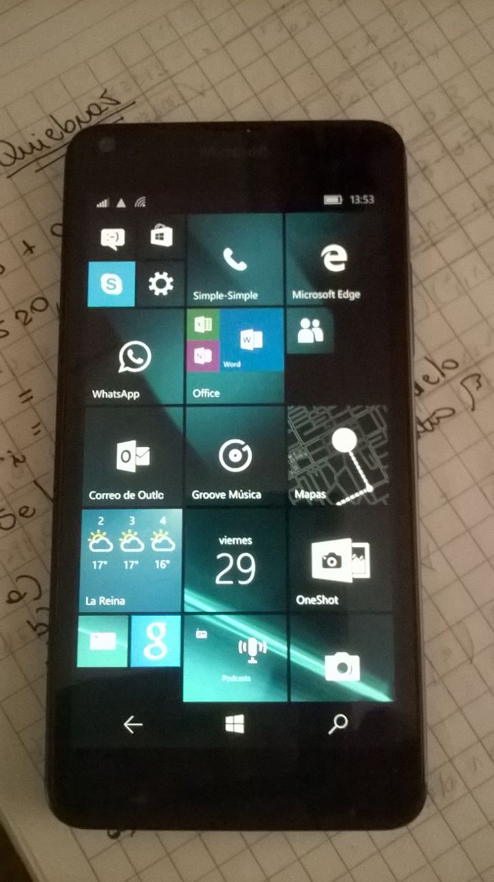 TECNOYMOVIL.COM: comprar telefono Nokia windows phone ...