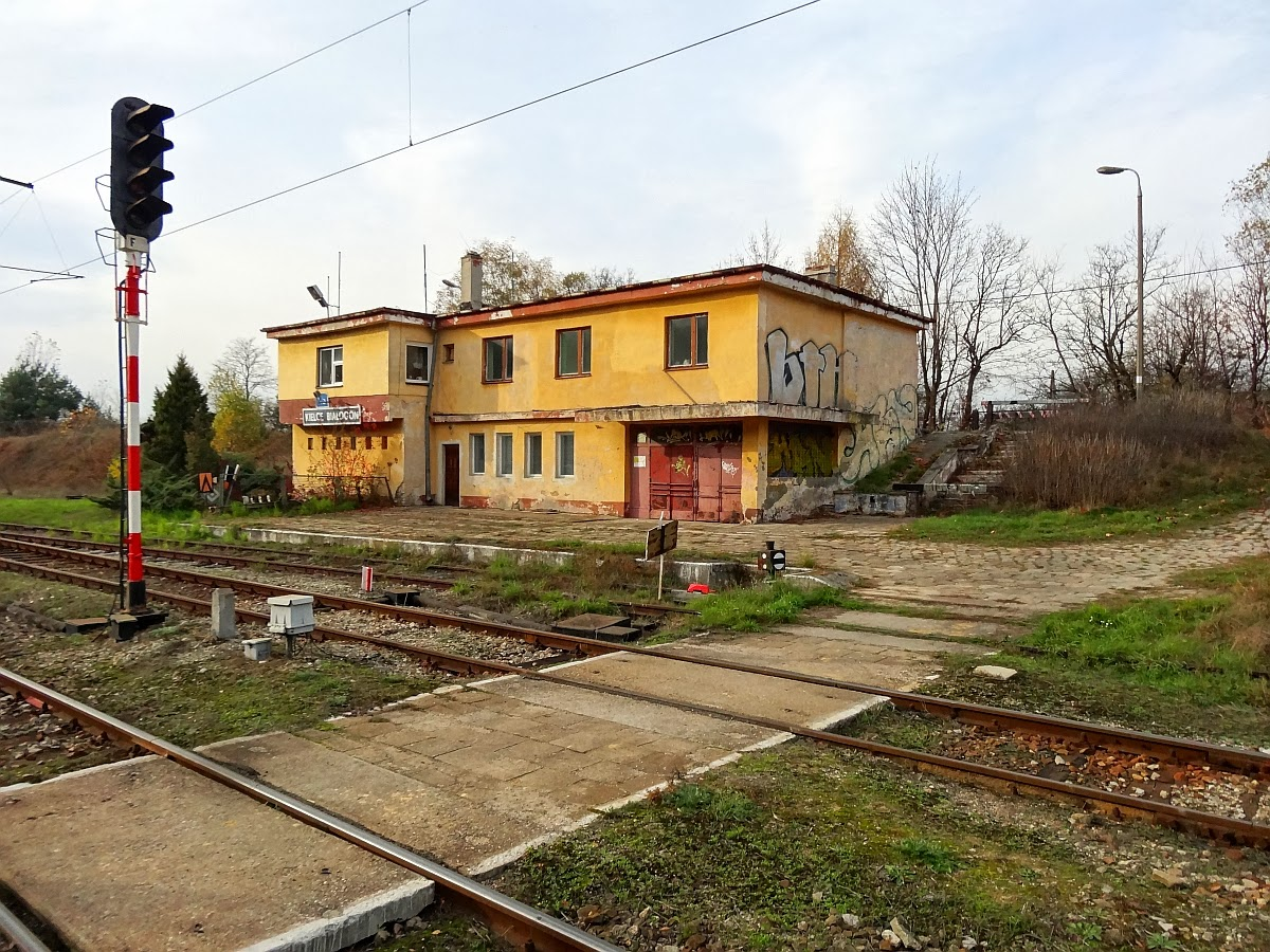 Stacja PKP Kielce Białogon