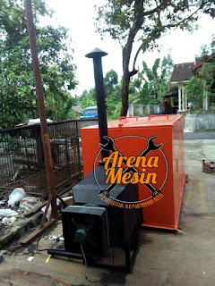 mesin pengering biji kopi