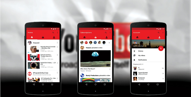 YouTube v11.49 Apk To Download For All Android 4.1+ Devices