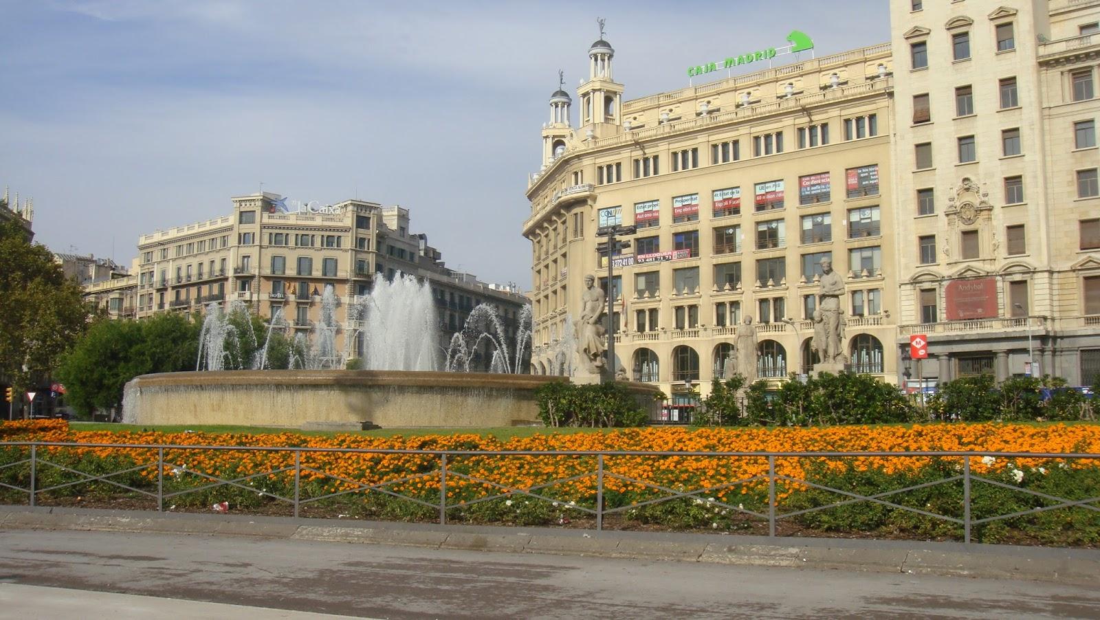 viaje sitio de citas rubia cerca de Barcelona