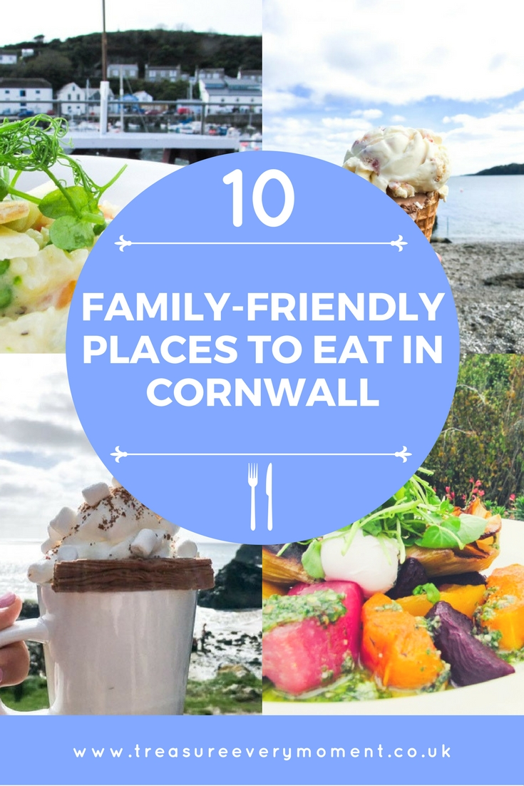 CORNWALL: 10 Family-Friendly Places to Eat