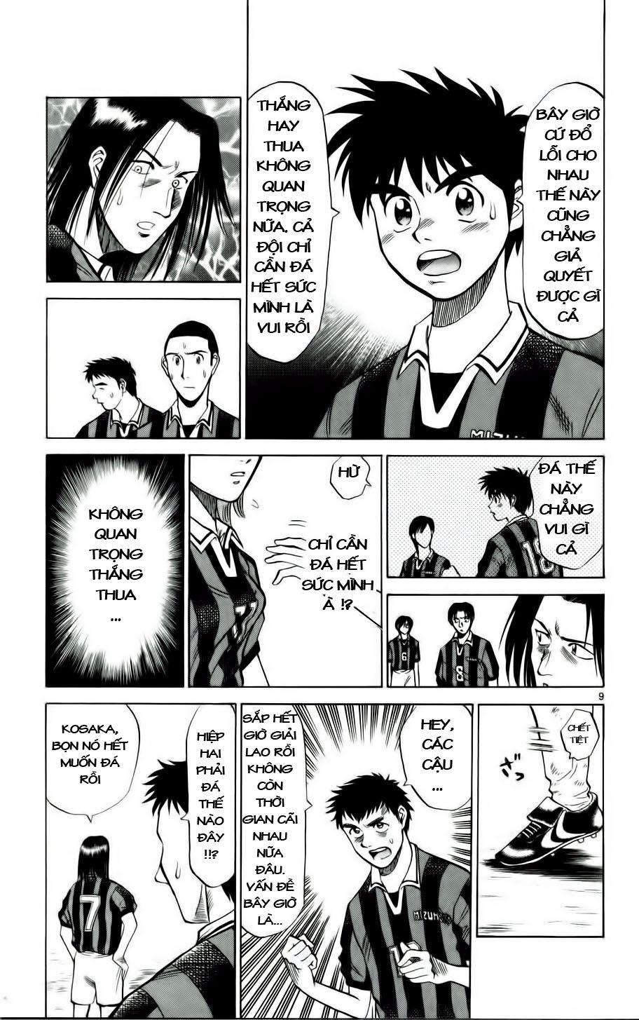 Fantasista chap 13 trang 9