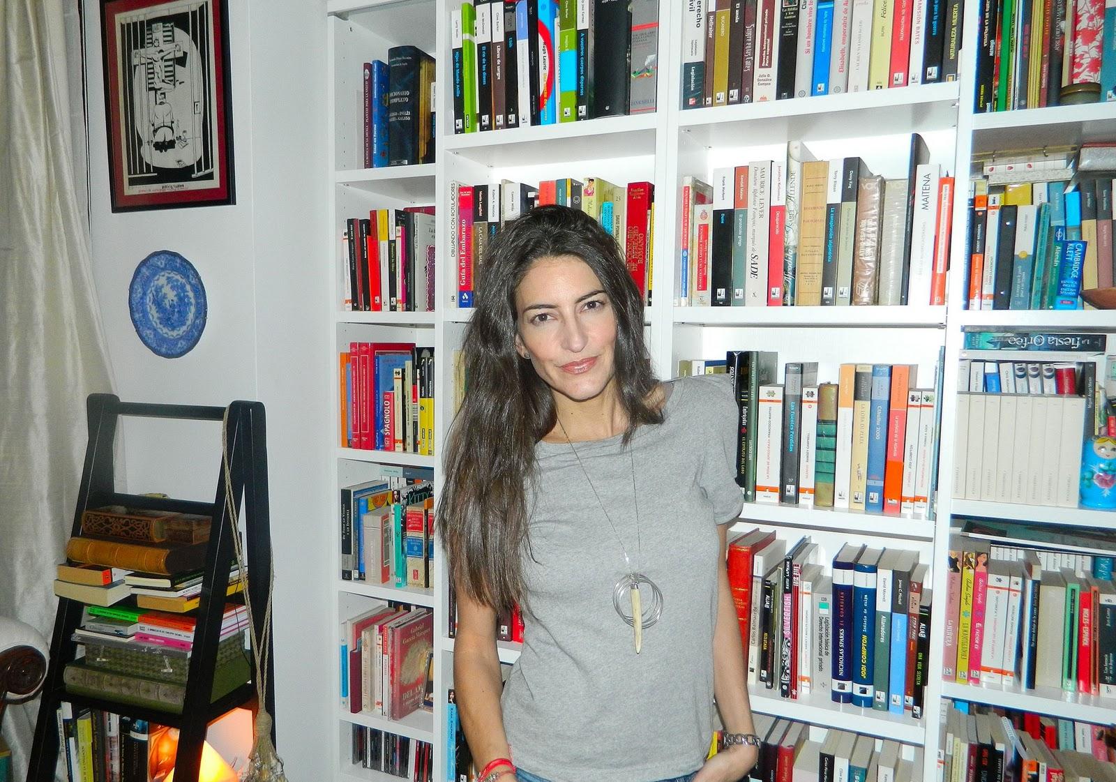 f6ca9f45d El Purgatorio de Sylvie Tartán: Entrevista para Paperblog con motivo ...