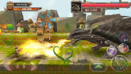 Game Action Petualangan Android