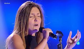 Lucia la voz 2016