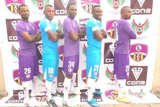 Adeyemi: Cone Sport Wears Is World Class