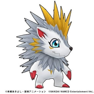 New Digimon- Erismon