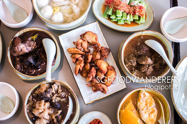 Dapur Melaka - Authentic Peranakan Nonya Cuisine