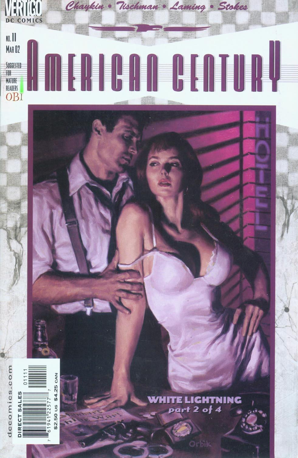 Read online American Century comic -  Issue #11 - 1