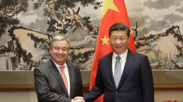 Secretario de la ONU se reunirá con el presidente Xi Jinping