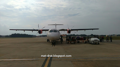 Kuala Terengganu Airport - Malindo
