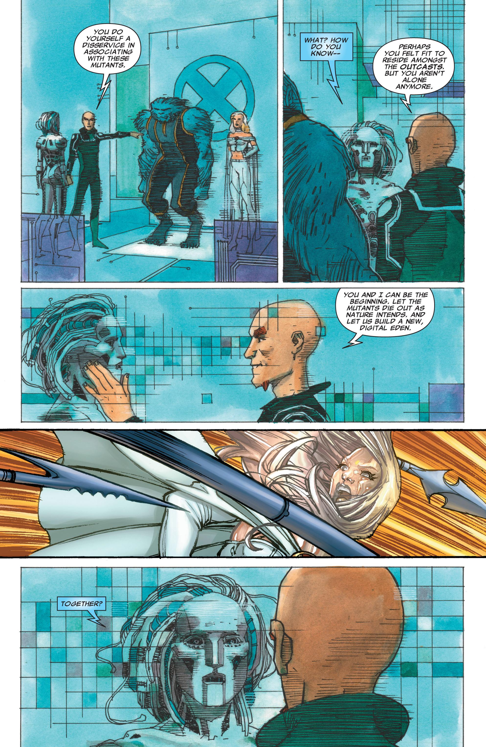 Read online Astonishing X-Men (2004) comic -  Issue #43 - 16